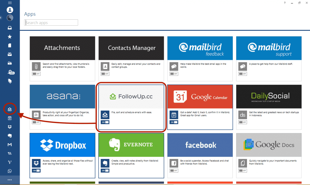 Activate Followup.cc