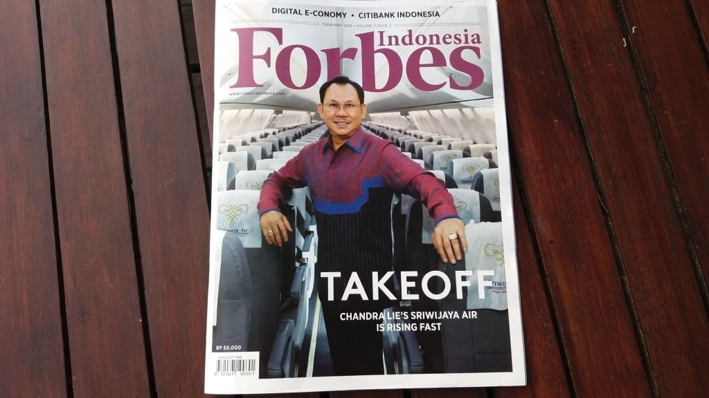 Forbes 2016 February Issue cover