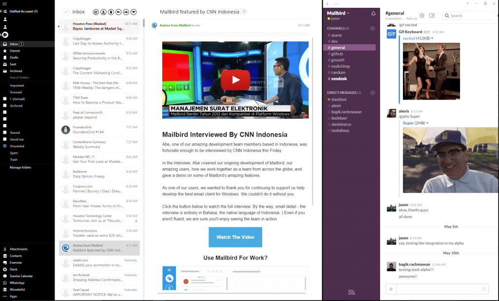slack app integration