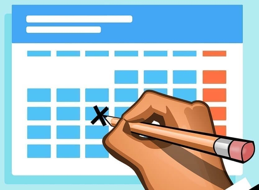 Schedule followup emails for effective email management