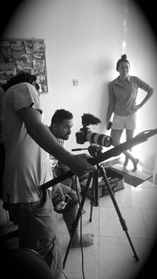 Crowdfunding Shoot with SlamJam