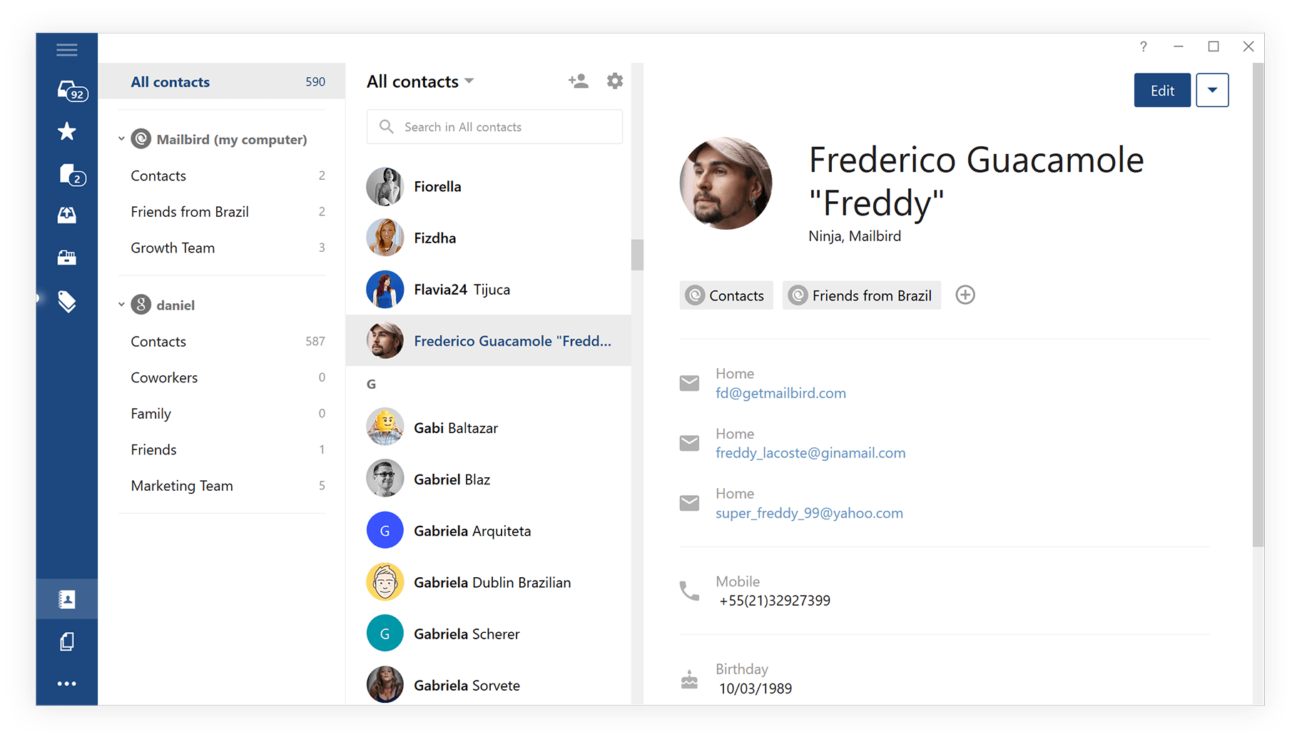 Mailbird Features That Turn You Into An Email Ninja
