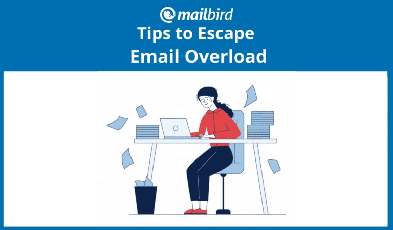 How to escape email overload