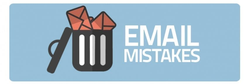 Image result for email mistakes