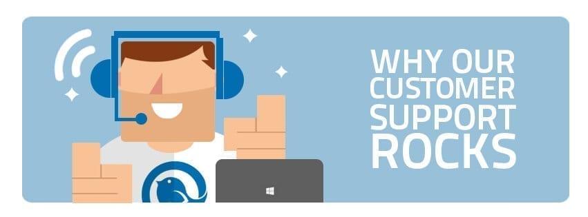 why Mailbird's customer support rocks