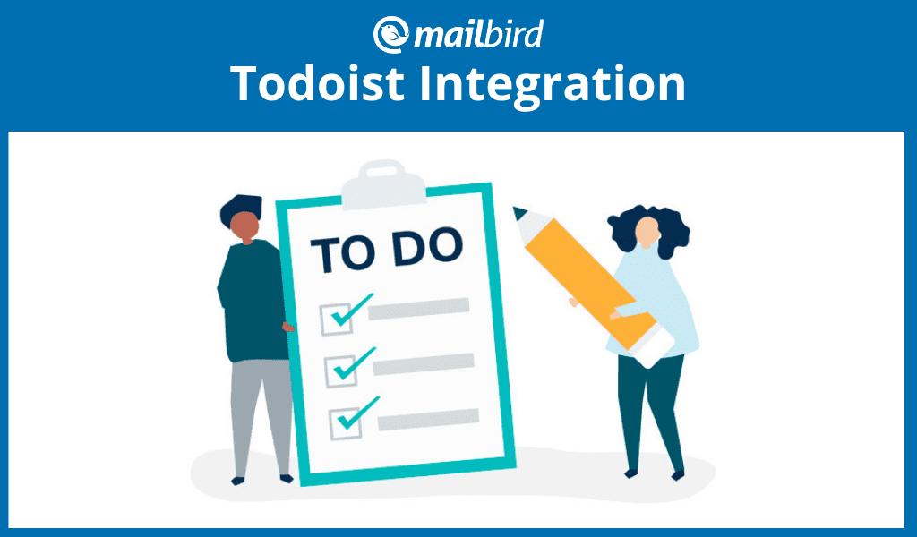 Mailbird integration Todoist review