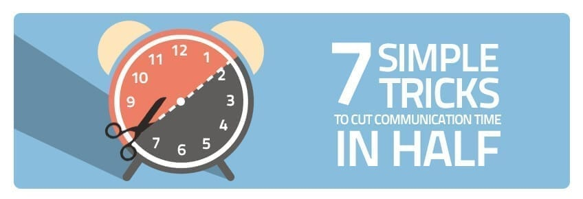 7 tips to cut communication time in half by Mailbird