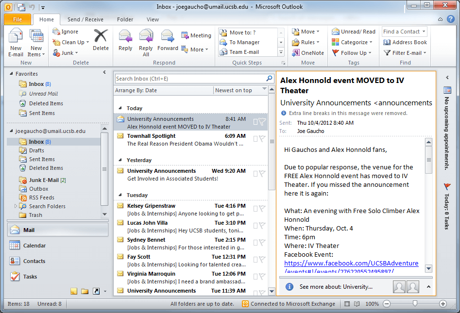 how to find what password used on microsoft outlook email