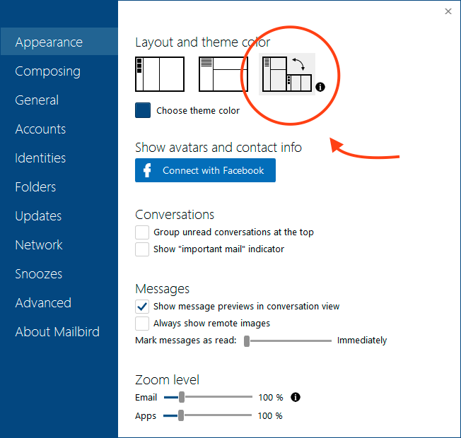 New Auto Layout Feature