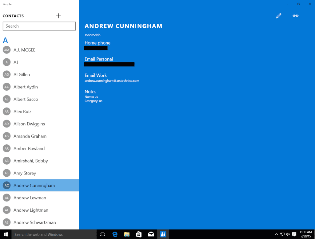 Alternatief voor Windows 10 Mail app