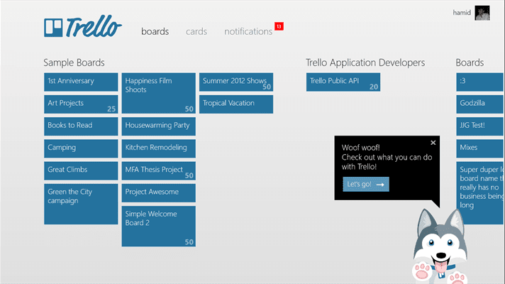 Best Windows 10 Apps - Trello