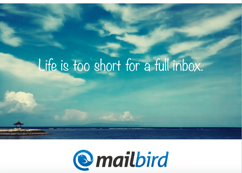 Life is too short for a full inbox