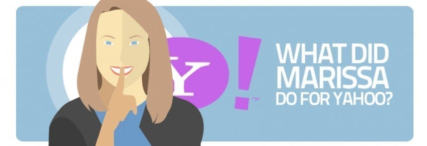women in tech - marissa mayer