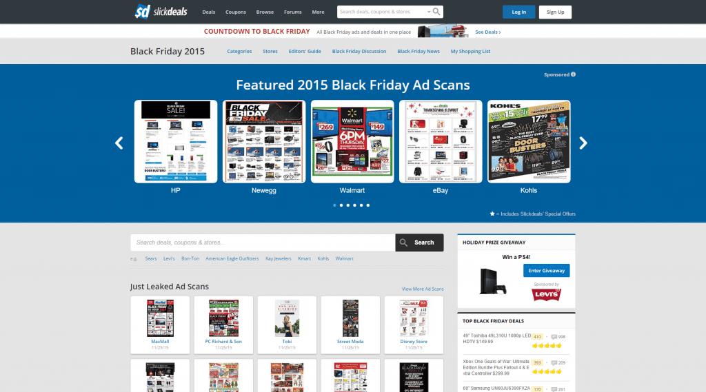 Black Friday Deals 2015   Sales  Ads   Coupons   Slickdeals