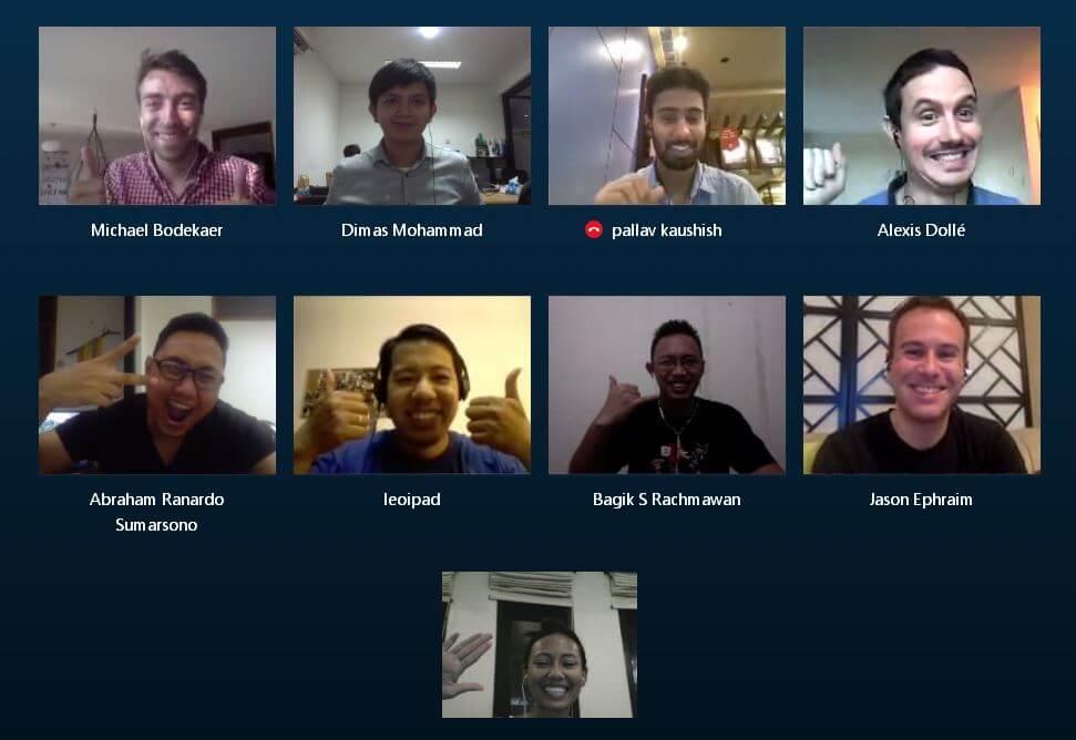 Mailbird Team Skype Meeting