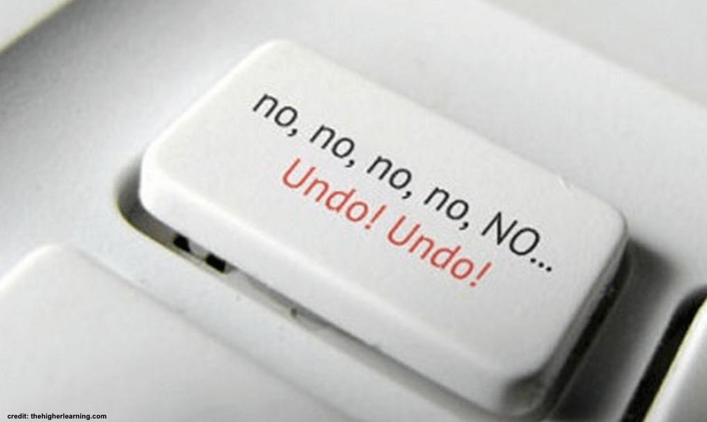 Gmail account undo send
