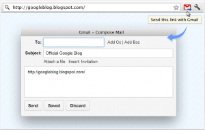 force gmail as default