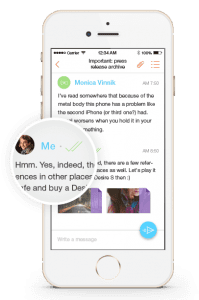 gmail emails into chat