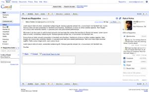 gmail linkedin details