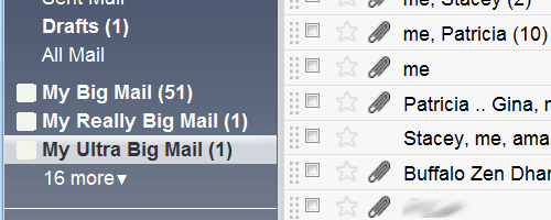 speed up gmail