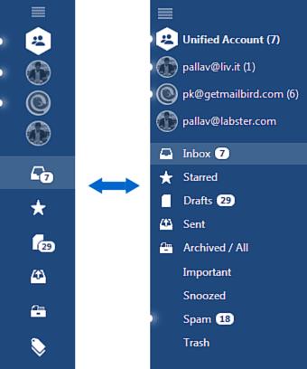 Mailbird - Unified Inbox