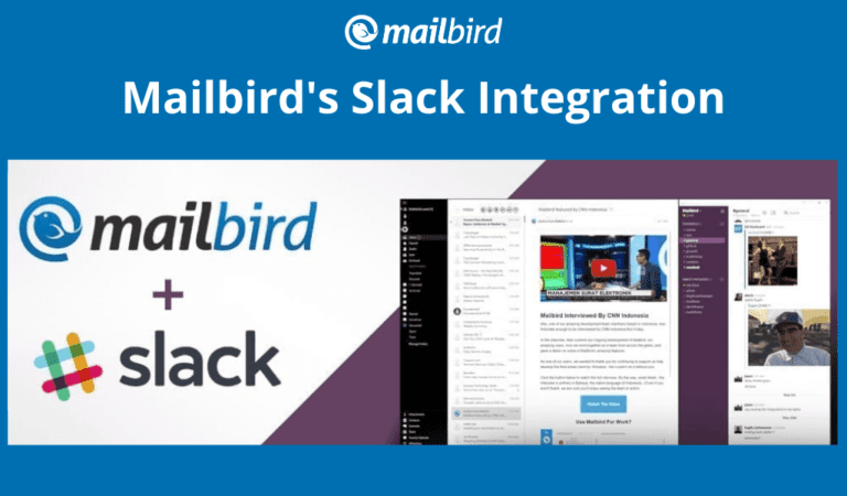 Learn about Mailbird and Slack app integration