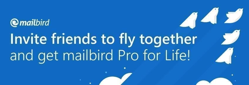 Get Mailbird Pro Free For Life