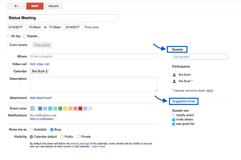 Google Calendar Email Keep Your Schedule Organized Mailbird