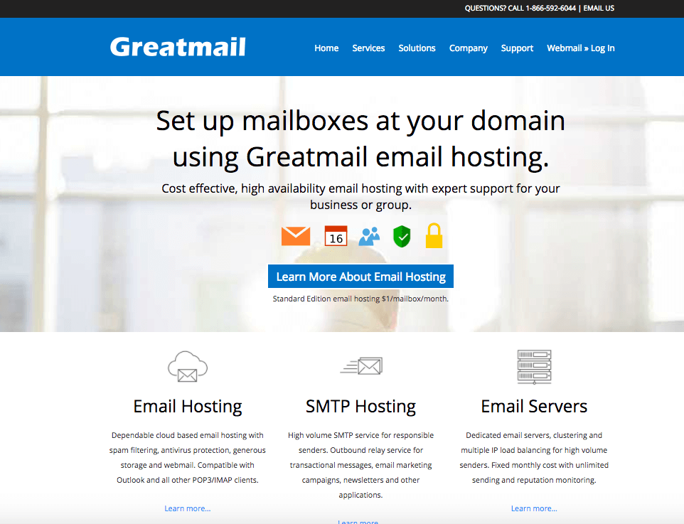Use Greatmail email provider with Mailbird