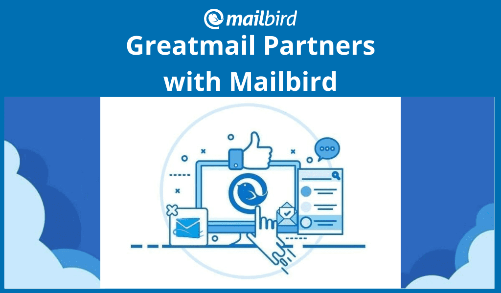 Greatmail partners with Mailbird