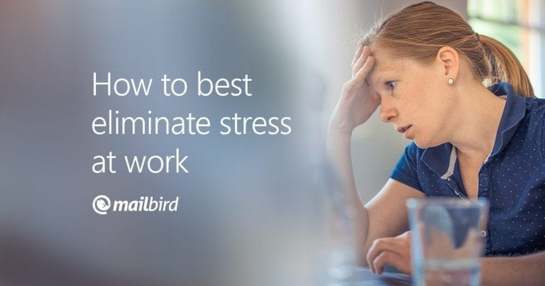 How-to-best-eliminate-stress-at-work