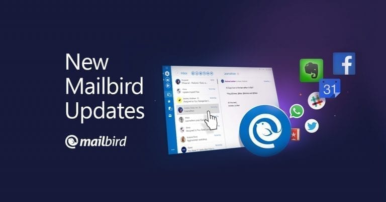 New-Mailbird-updates