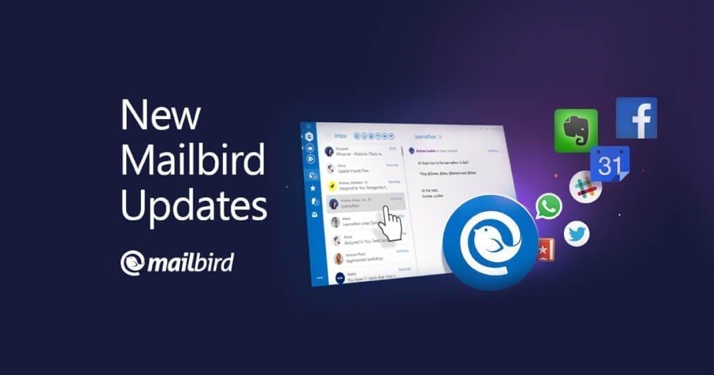 New-Mailbird-updates