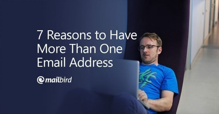 7-reasons-one-email-address