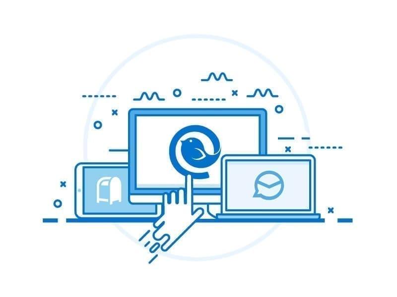 IncrediMail Windows 10 Email Client Alternatives in 2019 - Mailbird