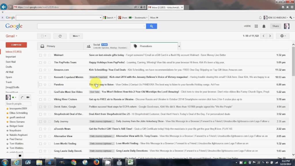 Alternatives to Windows Mail App