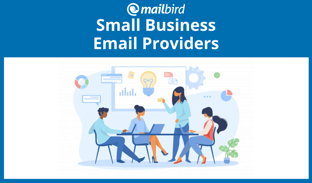 Top small business email providers