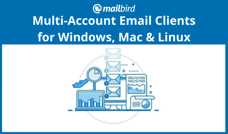 Best multi-account email client for Windows, Mac, or Linux