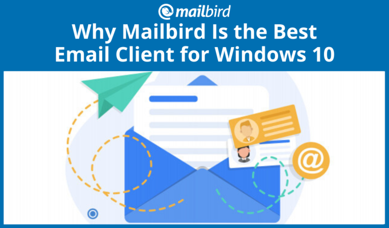Best email client for Windows 10