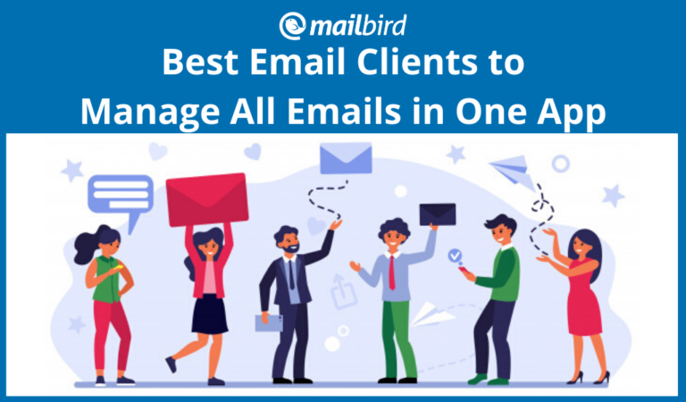 All email in one app