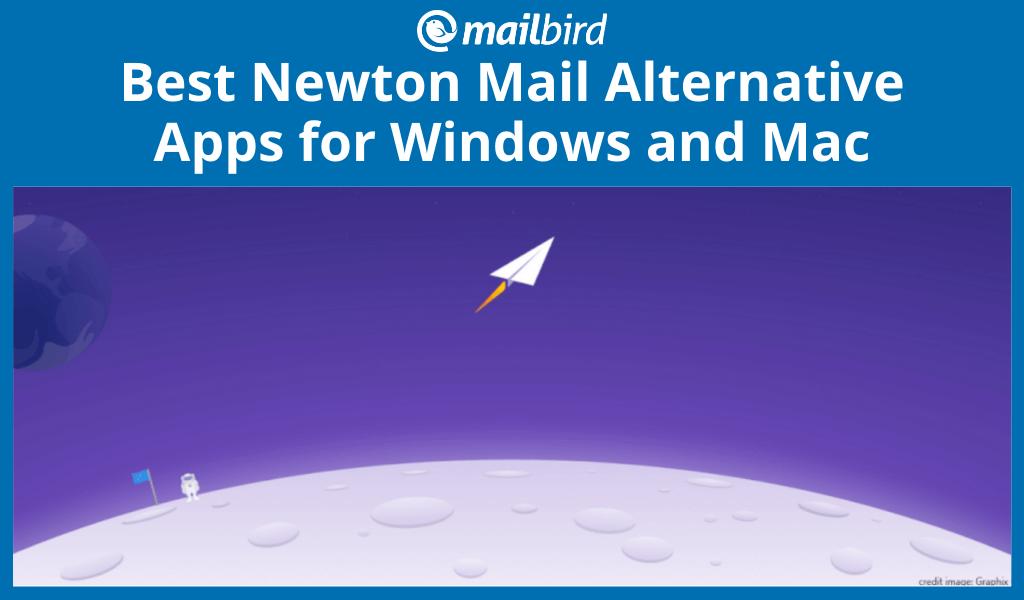 La mejor alternativa a Newton Mail para Windows y Mac en %%currentyear%%