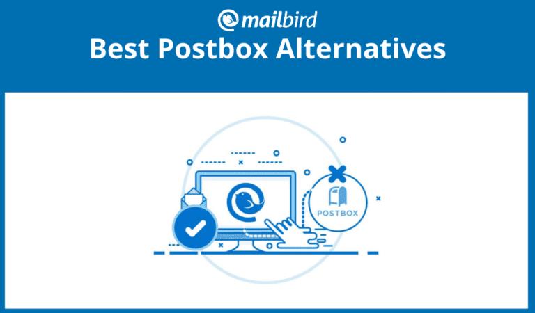 Best Postbox app alternatives