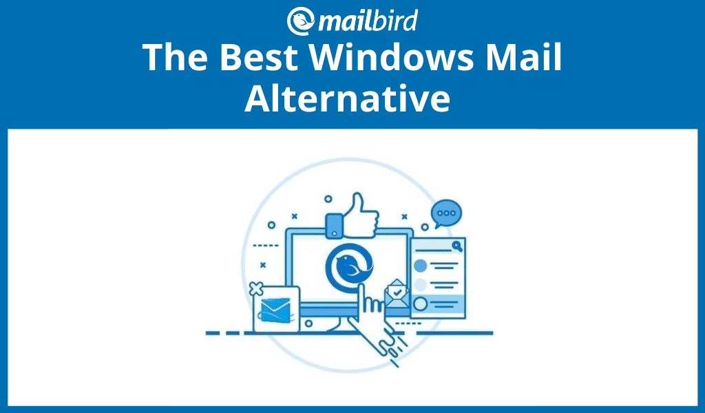 Best Windows Mail alternative