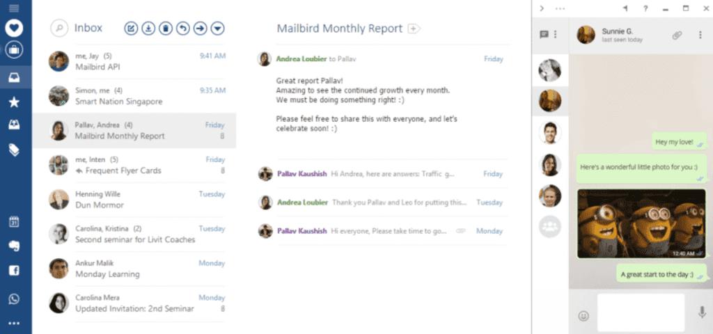 IncrediMail for Windows 10 alternative