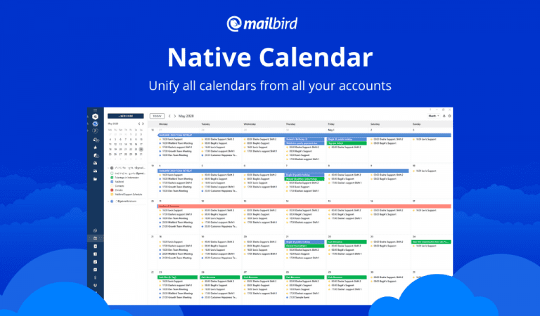 Mailbird Calendar: How to Effectively Use a Calendar to Boost Productivity