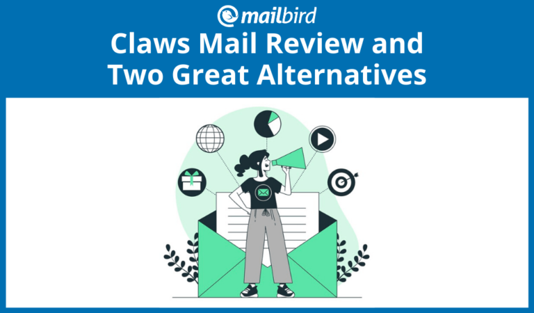 Claws Mail review and alternativesClaws Mail review and alternatives