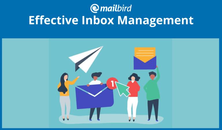Effective Inbox Management