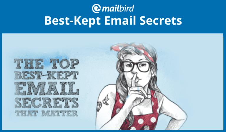 The top best-kept email secrets
