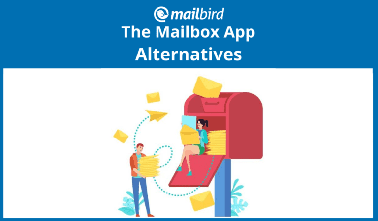 What happened to the Mailbox app