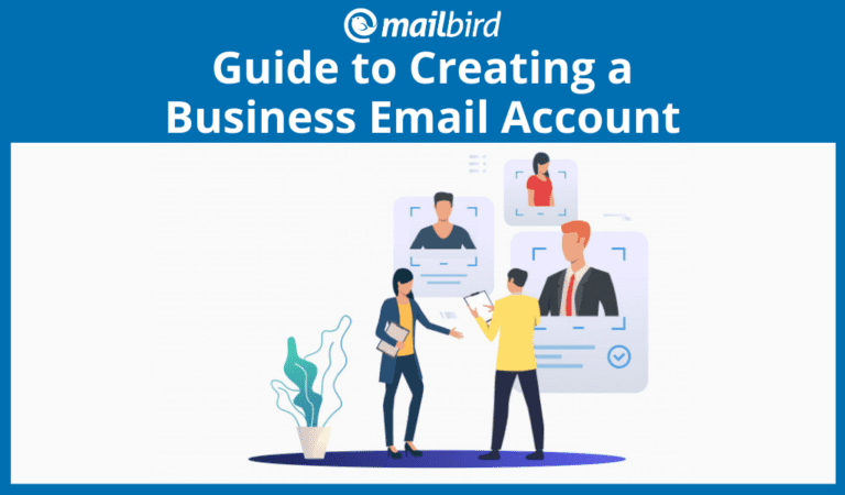Comprehensive guide to creating a business email account